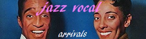 ジャズヴォーカル新着2004