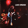 Cream クリーム / Live Cream Volume II US盤