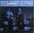 Gene Ammons ジーン・アモンズ / The Boss Is Back!