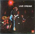Cream クリーム / Live Cream ライヴ・クリーム | JP盤