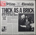 Jethro Tull ジェスロ・タル / Thick As A Brick JP盤