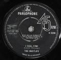 Beatles ザ・ビートルズ / I Feel Fine アイ・フィール・ファイン 7