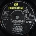 Beatles ザ・ビートルズ / Eleanor Rigby エリナー・リグビー 7