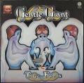 Gentle Giant ジェントル・ジャイアント / Playing The Fool 白プロモ