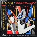 Sting スティング / Bring On The Night  ブリング・オン・ザ・ナイト UK盤