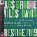 Miles Davis マイルス・デイビス / Miles Davis And The Modern Jazz Giants アンド・ザ・モダン・ジャズ・ジャイアンツ | 200g